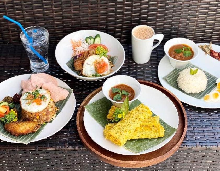 食事 - ジェスリと語らうプチマレーシアの旅!◆日本人が移住したい国 13 年連続 No.1◆